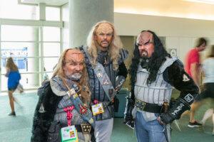 SDCC_2014_-_Klingons_(14611535809)
