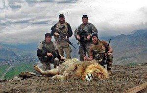 US Special Forces Under Investigation For Murder Of Rare Afghan Lion