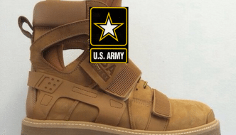 "Drop In Recruit Quality: Army, Marine Corps Now Required To Issue Basic Trainees Lightweight, Gender-Neutral, ""Velcro"" Boots"
