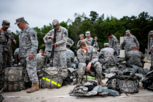 Soldiers tackle warrior tasks during 2014 Army Reserve Best Warrior Competition