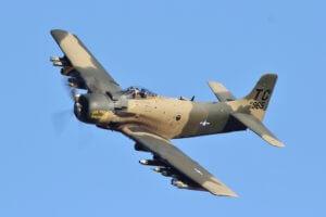 Douglas A-1 Skyraider (AD-4NA, 126965)