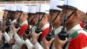 Enlistment for American Foreign Legion exceeds U.S. Army