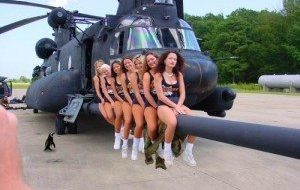"SpecOps New Year's Eve ""Bubble Party"" With Hooters Girls Goes Terribly, Horribly, Wrong"